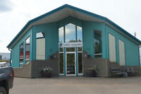 FOR LEASE - Executive Free standing office bldg with warehousing