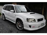 Subaru Forester 2.5 Turbo 4WD 6 Speed