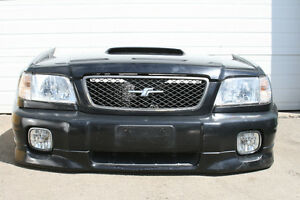 JDM SUBARU FORESTER (SF5) FRONT END NOSECUT ST-B (00-02)