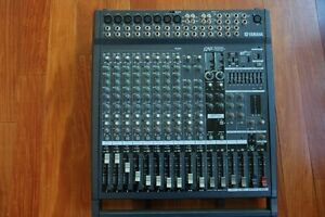 Power Mixer amplifie YAMAHA 2X500 West Island Greater Montréal image 3