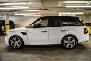 2011 Land Rover Range Rover Sport HSE SUV