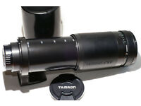 Tamron 200-400mm F5.6. Canon EOS Mount. Sell or possible swap (read full advert)