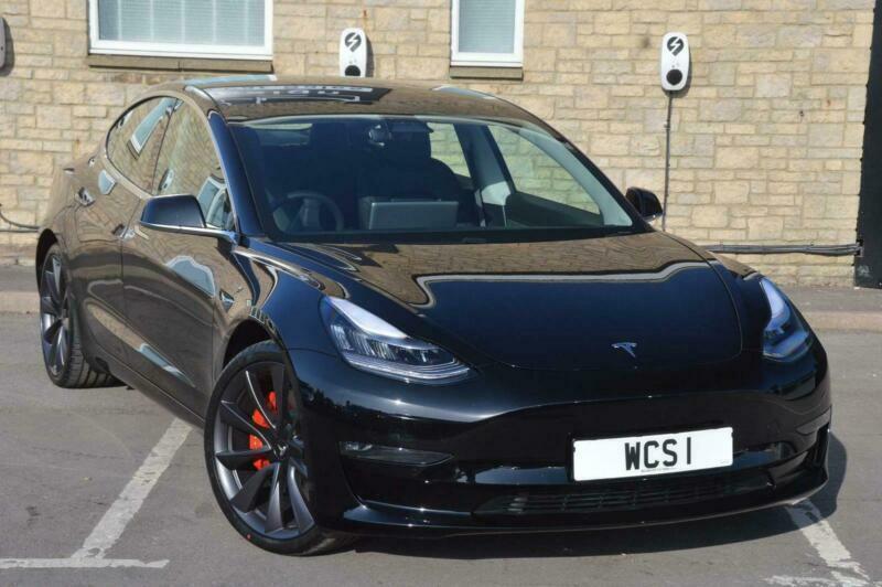 2020 Tesla Model 3 Dual Motor Performance Auto 4WDE 4dr ...