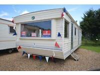 Static Caravan Steeple, Southminster Essex 2 Bedrooms 6 Berth BK Calypso 2002