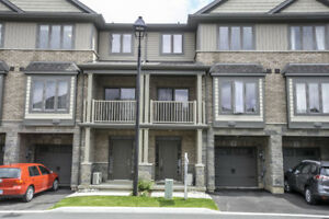 Lakeside Urban townhome in Stoney Creek avail November 1
