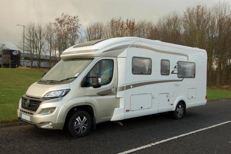 2017 Hymer T668 CL luxury low profile twin bed motorhome for sale   in  Gateshead, Tyne and Wear   Gumtree