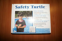 Safety Turtle for your Peace of MInd