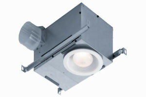 Broan Bathroom Fan with Light