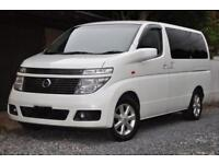 2002 (52) Nissan Elgrand XL
