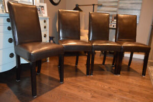 Dining  Chairs $ 100 for 4. Counter  stool $ 30