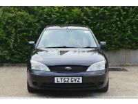 Ford Mondeo 2.0 1999cc auto 2002.5MY LX