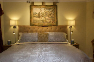 *Autumn Getaway*  Romantic Enchanter King Suite