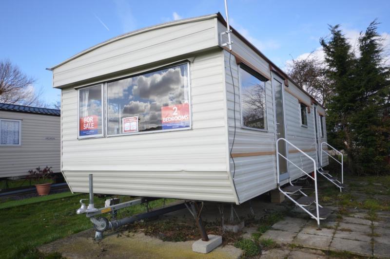 Static Caravan Steeple, Southminster Essex 2 Bedrooms 4 Berth Delta Santana