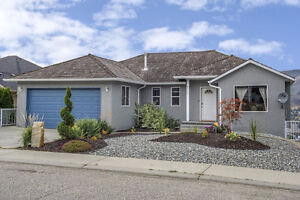 4701 Valleyview Place, Vernon BC - Renovated Level Entry Rancher