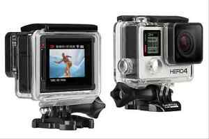 Gopro Hero 4 Silver 2 months old