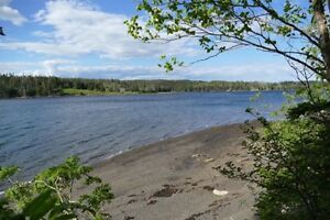 Waterfront Property deep anchorage