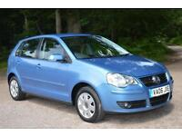 2006 VOLKSWAGEN POLO 1.4 S 75 5dr Auto ONLY 21,000 MILES