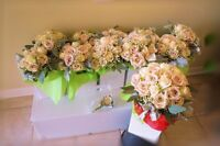 Bridal Bouquets / Bridesmaids  LAILA DECOR .com