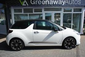2012 CITROEN DS3 DSTYLE PLUS GREAT COLOUR COMBO HATCHBACK PETROL
