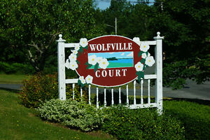 2 Bedroom - Wolfville Court Apartments