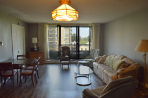 FURNISHED 2 BEDROOM CONDO FOR RENT, SUMMER GARDENS, HFX $2100