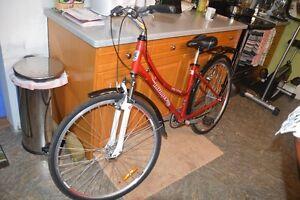 700 Boss H-four Hybrid City Bike Kitchener / Waterloo Kitchener Area image 2