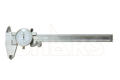 0- 150x0.02mm Metric 4 Way Dial Caliper Shock Proof