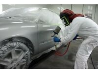 Car sprayer / painter / panel beater required location East London