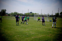 Male & Female needed for co-ed rec soccer team in Whitby