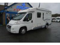 2007 ACE AIRSTREAM 630EW FIAT DUCATO 2.2 DIESEL MANUAL 100 BHP 2 BERTH MOTORHOME