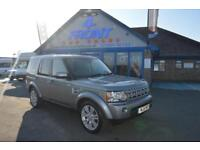 2011 LAND ROVER DISCOVERY 4 SDV6 XS 3.0 DIESEL AUTO 7 SEATER 5 DOOR 4X4 4X4 DIES
