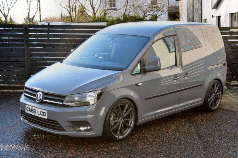 535a417c70 2016 66 VOLKSWAGEN CADDY 2.0 C20 TDI HIGHLINE PURE GREY DIESEL