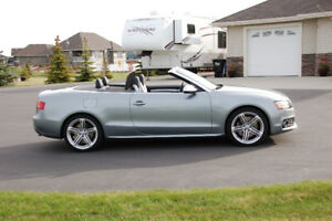 Reduced 2010 Audi S5 Quattro Cabriolet For Sale
