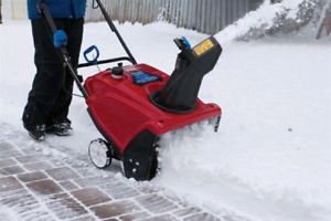SNOW REMOVAL IN WINDERMERE