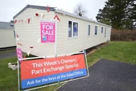 Static Caravan Brixham Devon 3 Bedrooms 8 Berth Willerby Meridian Lodge 2012