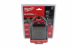 Milwaukee M12 wireless bluetooth speaker