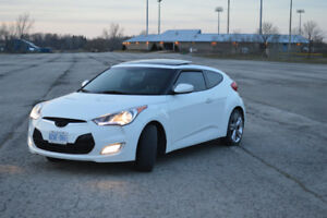 2013 Hyundai Veloster 6sp Tech ACCIDENT FREE