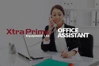 LOOKING FOR - Office Assistant