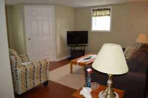BEAUTIFUL 2 BEDROOM, FURNISHED APARTMENT IN CARBONEAR!!