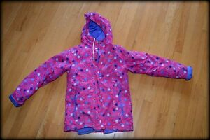 Manteau fille 2 en 1