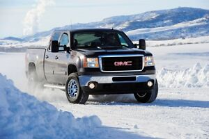 GMC SIERRA 2500 CHEVY SILVERADO 2500 WINTER TIRE PACKAGES!!!! Kawartha Lakes Peterborough Area image 1