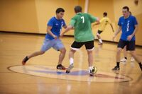 Looking for teams to play 7 v 7 indoor soccer game