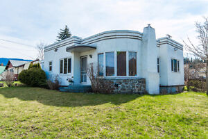 830 8 Avenue, NE Salmon Arm- Rare opportunity, Prime Location