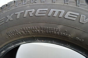215/65 R16 Continental Extreme Winter Contact Tires for Sale North Shore Greater Vancouver Area image 2