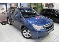 2013 SUBARU FORESTER 2.0D XC Premium 5dr SAT NAV LEATHER