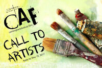 CALL TO VISUAL ARTISTS & ARTISANS - CAMBRIDGE ARTS FESTIVAL
