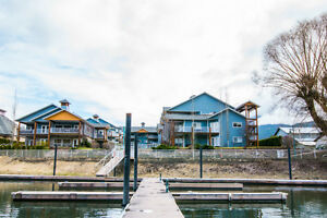 A206-1118 Riverside Ave, Sicamous-Turn Key Waterfront Condo