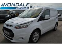 2015 FORD TRANSIT CONNECT 200 LIMITED VAN WITH SAT NAV AND REVERSE CAMERA RARE P