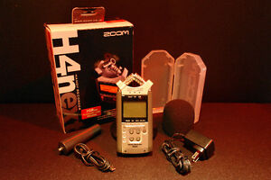 Recording Studio Sales Event! - Zoom H4n with 16GB Card included