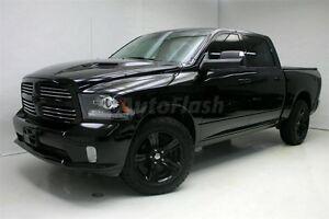 Dodge Ram 2014 sport édition spéciale noir sur noir